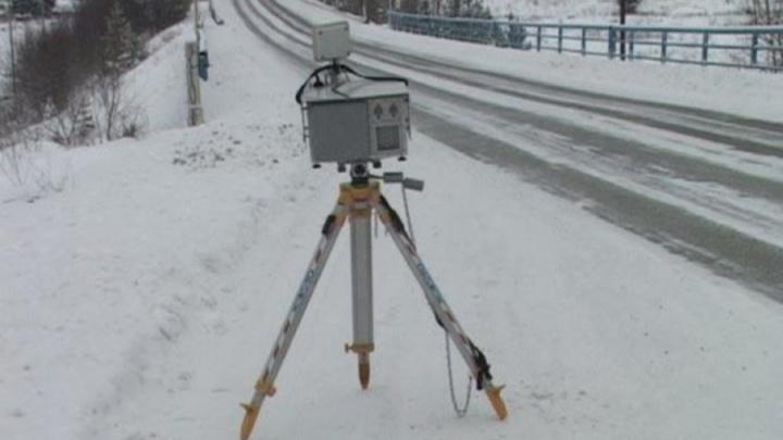 Госавтоинспекторы рассказали, где омских водителей будут поджидать треноги