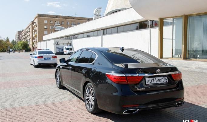 Волгоградская область потратит 300 тысяч на мойку машин представительства в Москве