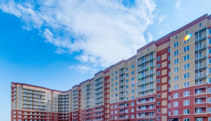 Парадоксально, но факт: дом достроили, а квартиры стали продавать с выгодой до 1 000 000 рублей