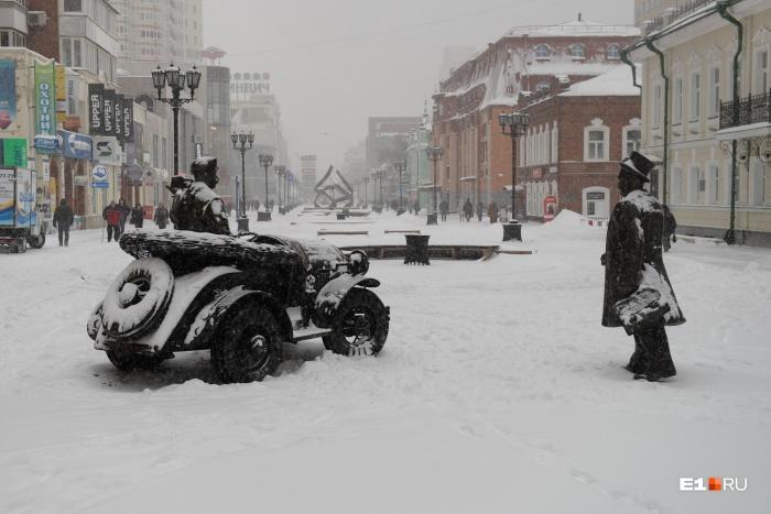Фонарики повесят на участке Вайнера от Радищева до Куйбышева
