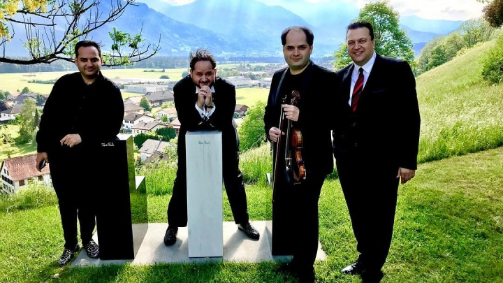 Венский музыкальный фестиваль в Екатеринбурге откроет живым концертом квартет из Австрии
