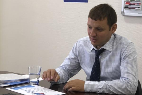 Михаил Архипов с февраля прошлого года работает в ФКР в статусе врио гендиректора