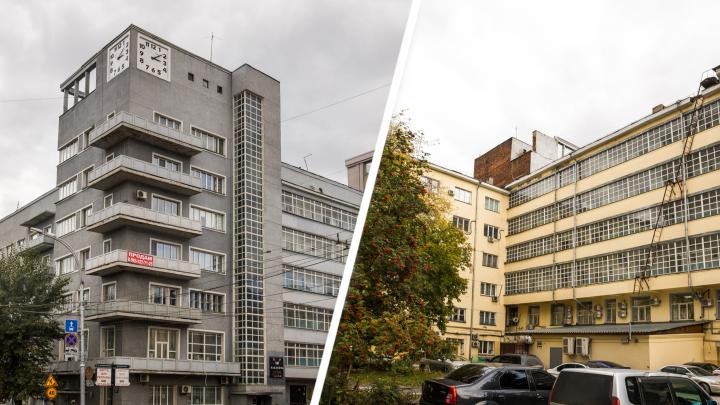 Избушка, повернись: угадайте известное здание Новосибирска по его задворкам (фоторепортаж-игрушка)