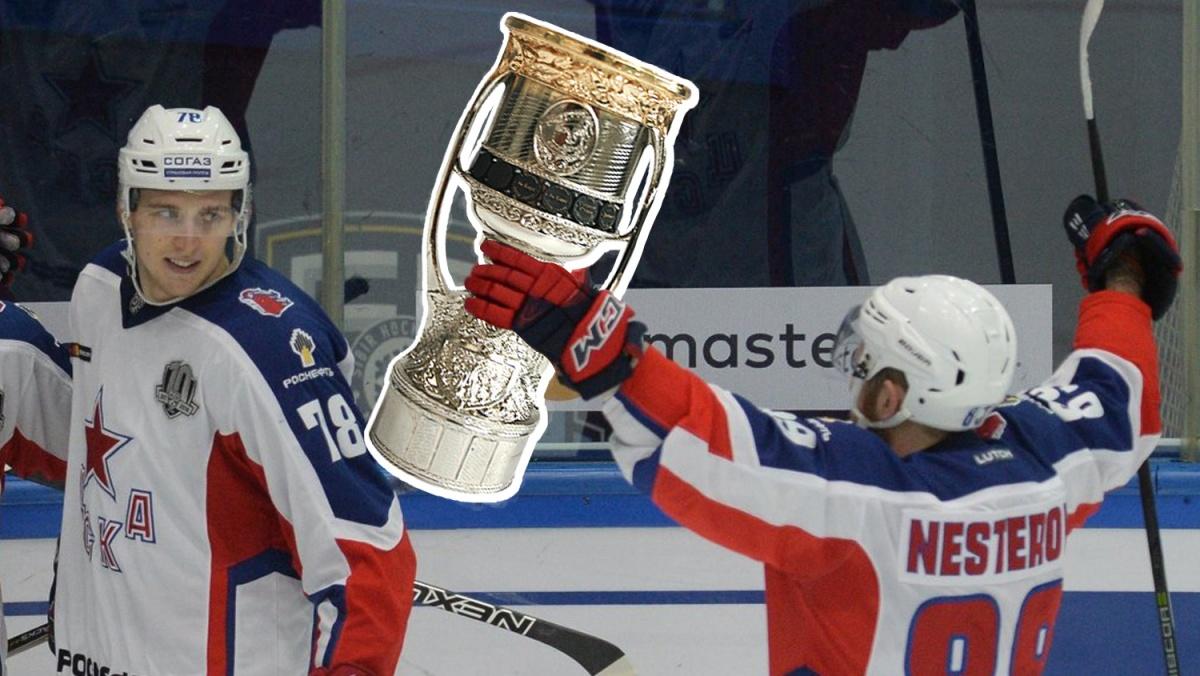 Партнёры по молодёжке Нестеров и Шалунов заиграли в одной команде и во взрослом хоккее