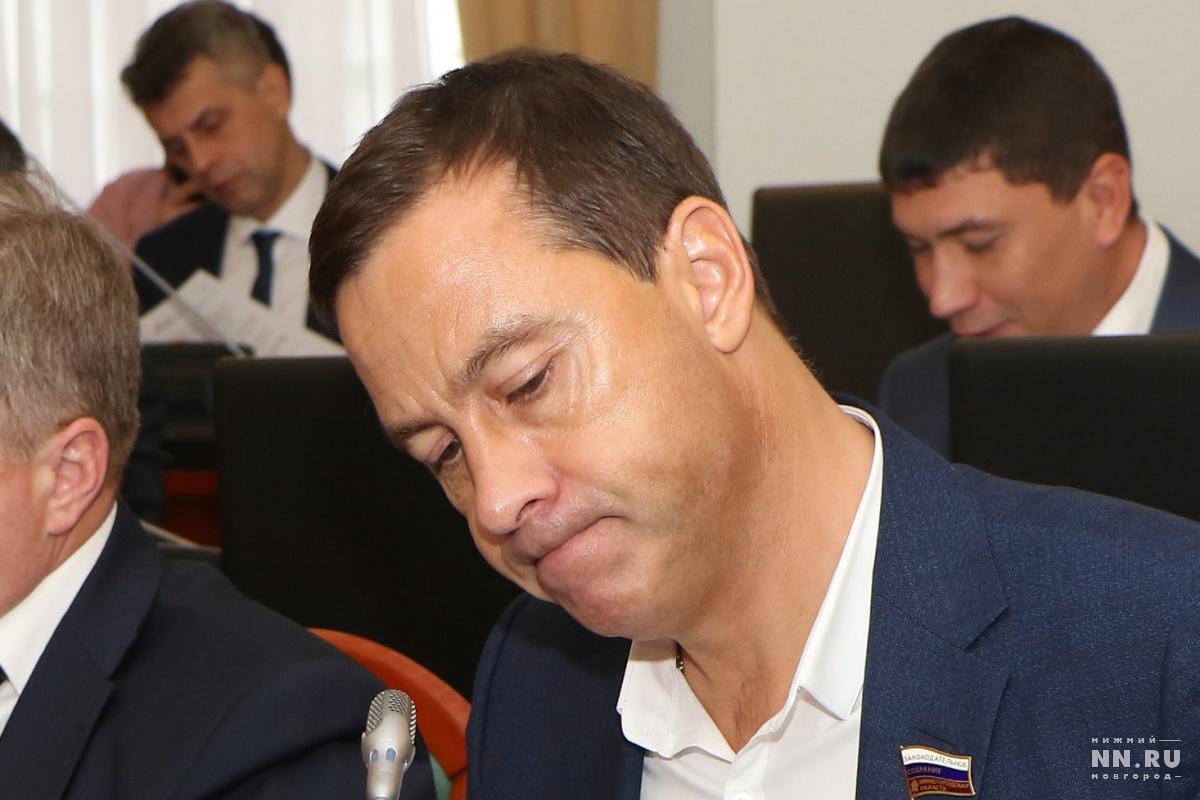 Нижегородская генпрокуратура через суд требует закончить депутатские полномочия Александра Бочкарева