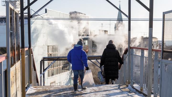 Волгоградские спасатели предупредили о надвигающихся на регион метелях с ветром до 20 м/с