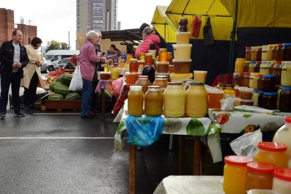 На ярмарках можно будет купить продукцию местных производителей