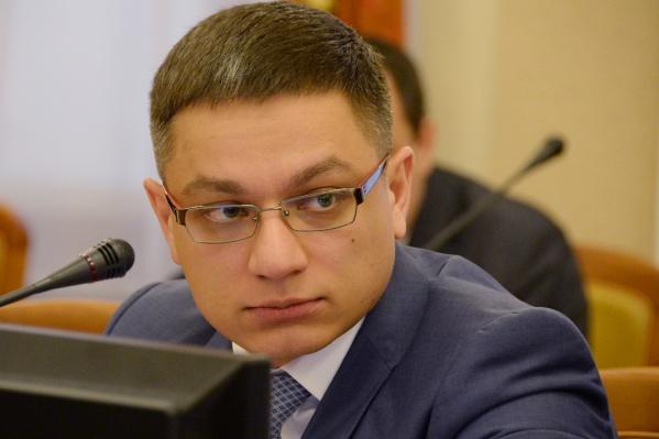 В министерстве экономики Расим Галямов работал с 2008 года