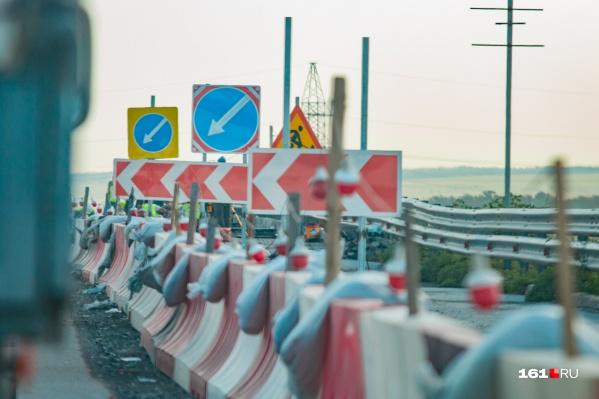 Две новые дороги в Левенцовке должны быть готовы уже к ноябрю