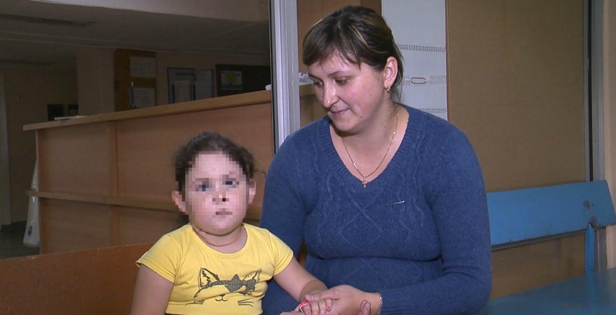Аню с мамой выписали из больницы