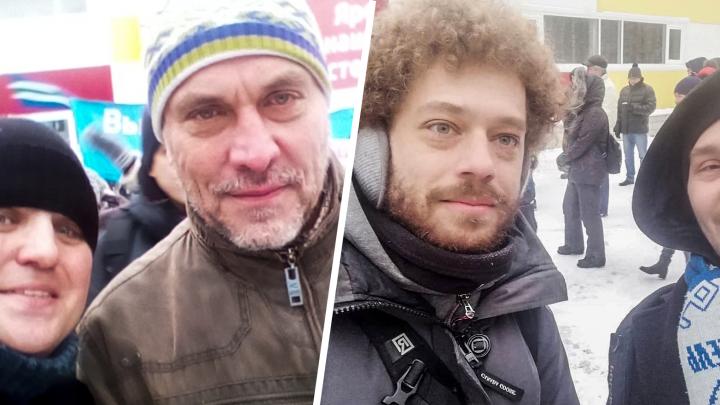 «Мы в Москве гордимся вами»: политик Максим Шевченко выступил на митинге в защиту Шиеса в Сыктывкаре