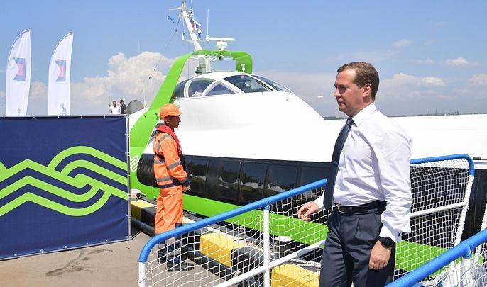 Возить туристов Крыма и Севастополя теперь будут пароходы из Ярославской области