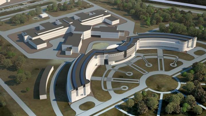 В Перми построят здание федерального медико-профилактического центра