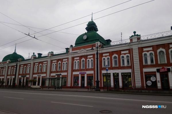 Старинным часам на Любинском более ста лет