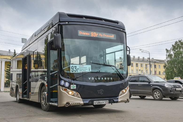 Такие автобусы хотят купить и на городские рейсы