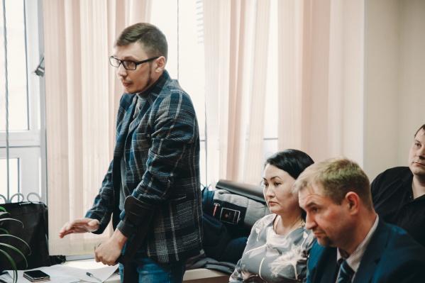 Вячеслав — один из пострадавших в ДТП. В суде он рассказал, что они с коллегами из Ялуторовска были вынуждены ездить в Заводоуковск на работу каждый день