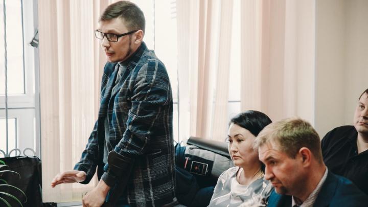 Тюменский ПФР, чья сотрудница погибла в ДТП по пути на работу, пытался в суде откреститься от аварии
