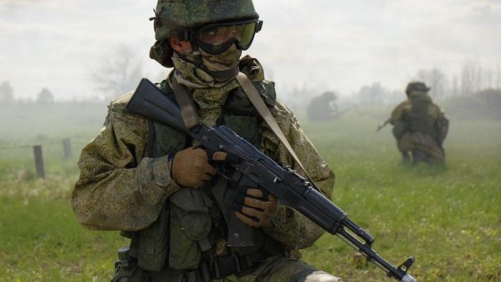 Самарские спецназовцы ЦВО уничтожили вооруженных преступников в селе Новая Бинарадка