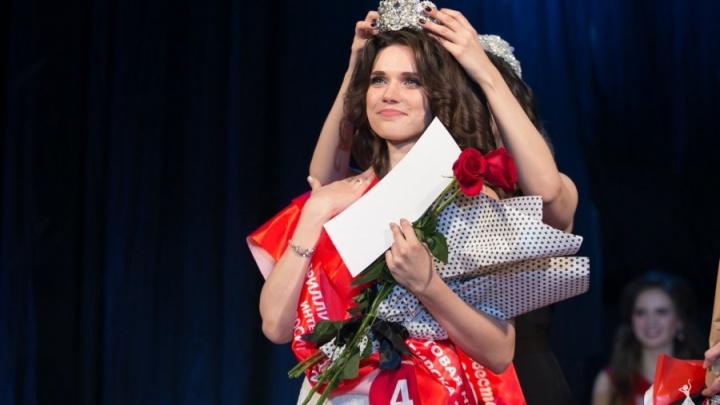 Девушка из Новосибирска стала «Бриллиантовой невестой России»