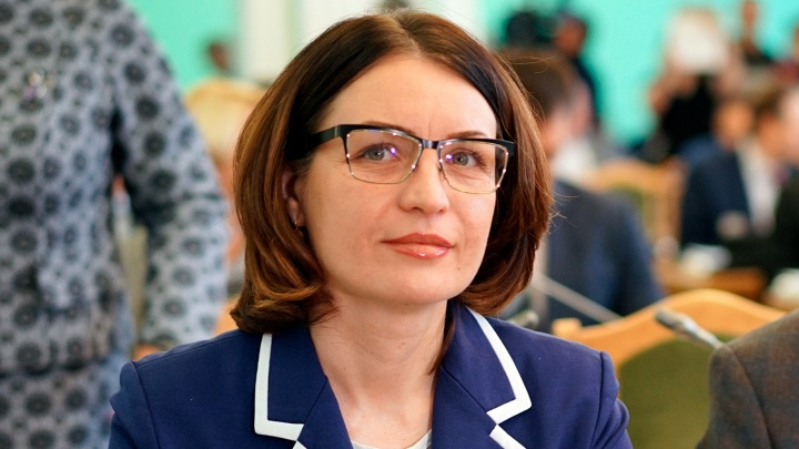 Мэр Оксана Фадина уйдёт в трёхдневный отпуск перед своим днём рождения