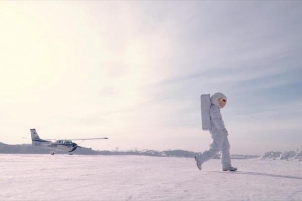 Съемки видео заняли неделю, а на его создание ушло порядка 30 тысяч рублей