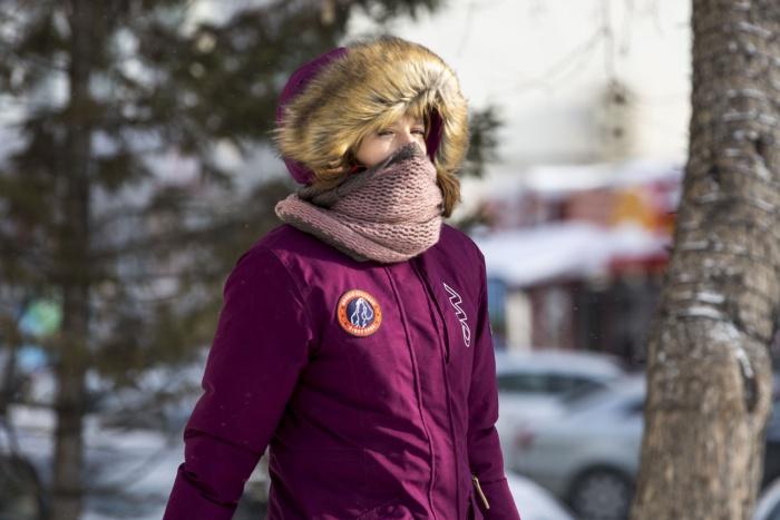 Днём 14 декабря похолодает до –13...–18 градусов