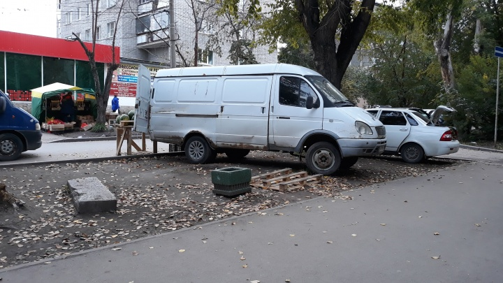«Я паркуюсь как...»: арбузы против правил дорожного движения
