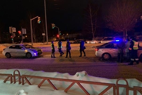 Всё лицо было в крови: на проспекте Фрунзе сбили 10-летнюю девочку