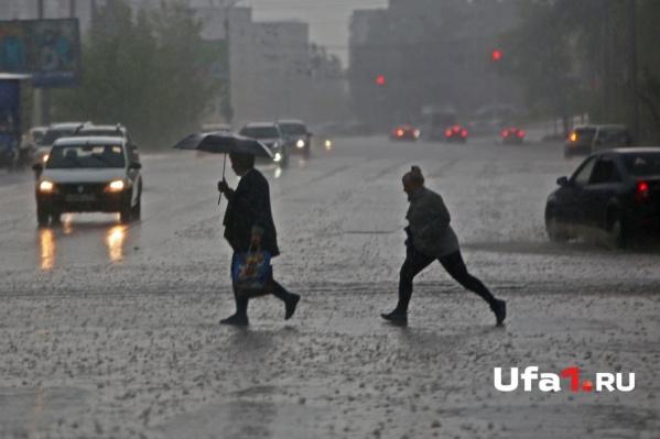 Летний потоп — самое время проверить гибкость и прыгучесть