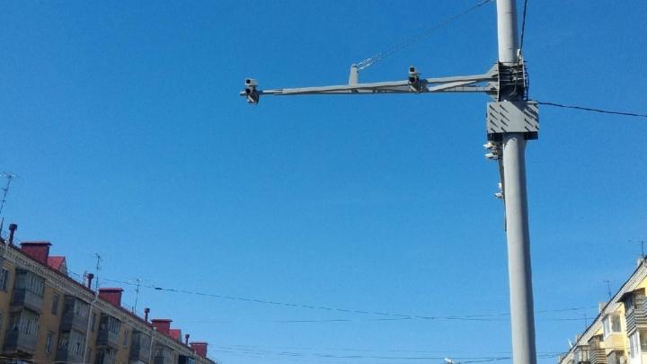 За соблюдением ПДД на зауральских дорогах следят 70 камер фото- и видеофиксации нарушений