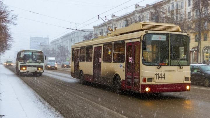 «Горэлектротранс» отсрочил запуск автобусного маршрута в Чурилово