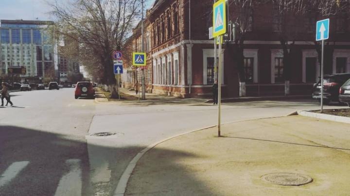 Чтобы избежать пробок: одна из центральных улиц Уфы стала односторонней