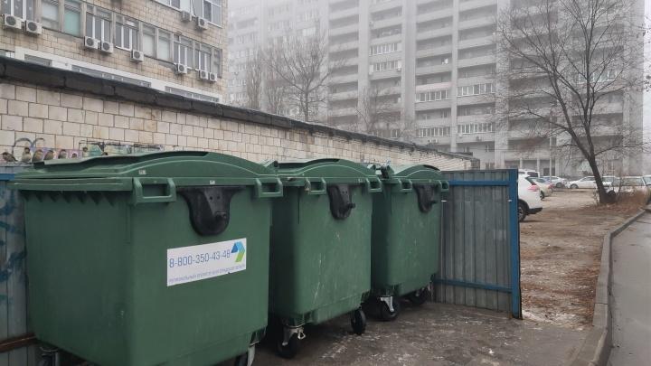 «Возможны перебои с вывозом»: в Волгограде ледяной дождь стал помехой мусорному регоператору