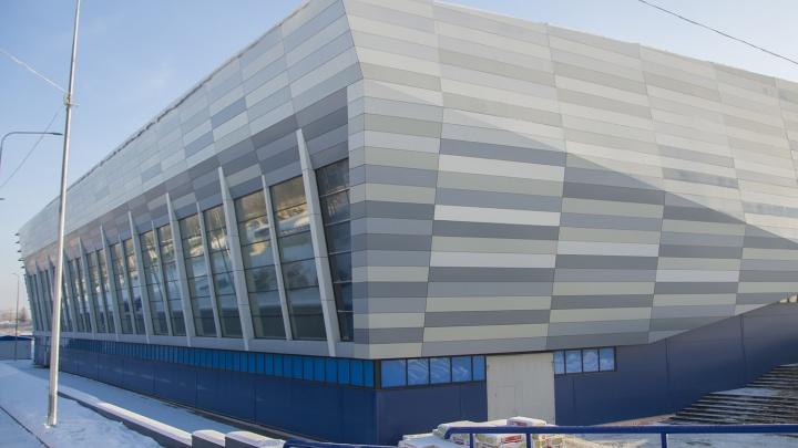 Сроки открытия академии «Авангард»снова сдвинули — теперь её обещают открыть в сентябре