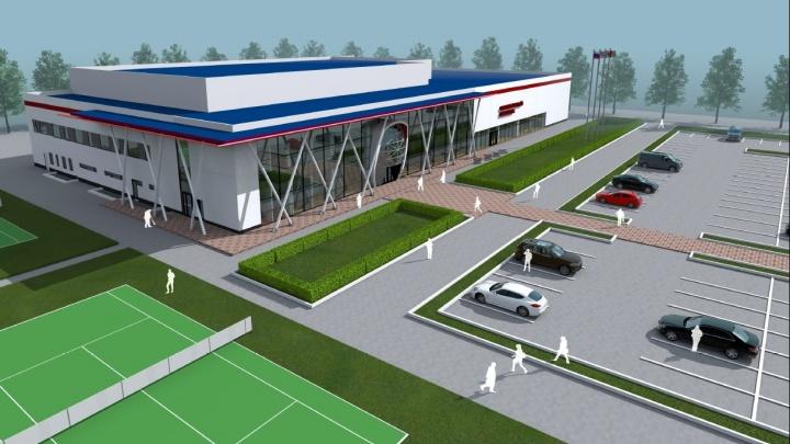 На месте стадиона СКА начали строить спортивный центр — стройке помогает миллиардер Усманов
