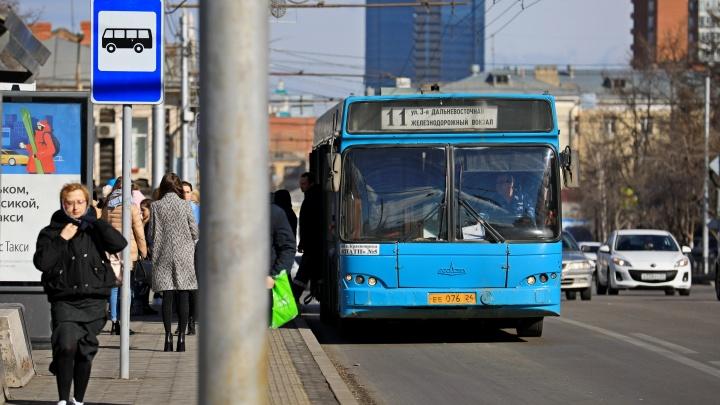 Чиновники рассказали, в каких микрорайонах изменятся схемы движения автобусов в ближайшие три года