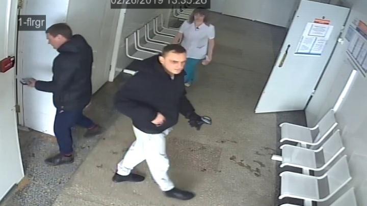 На Затулинке появился серийный вор: он крадет в больницах и офисах