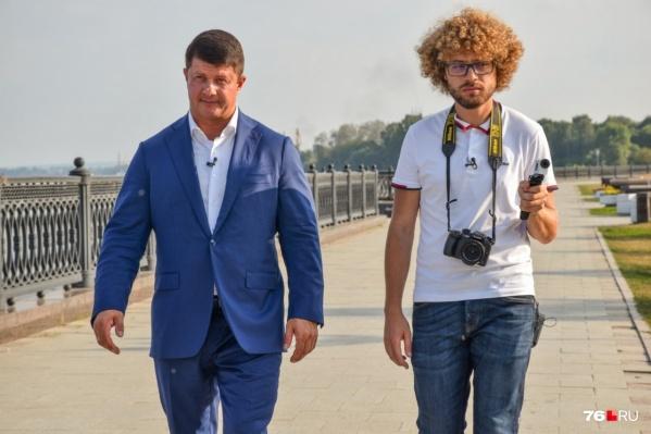 Блогер Илья Варламов опубликовал БДСМ из Ярославля