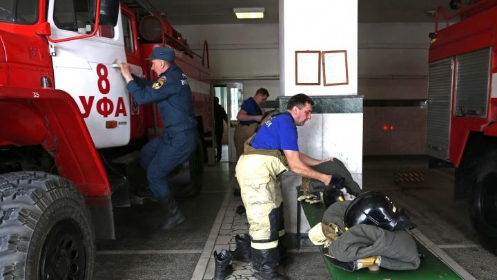 К 100-летию Башкирии в республике построят четыре новых пожарных депо