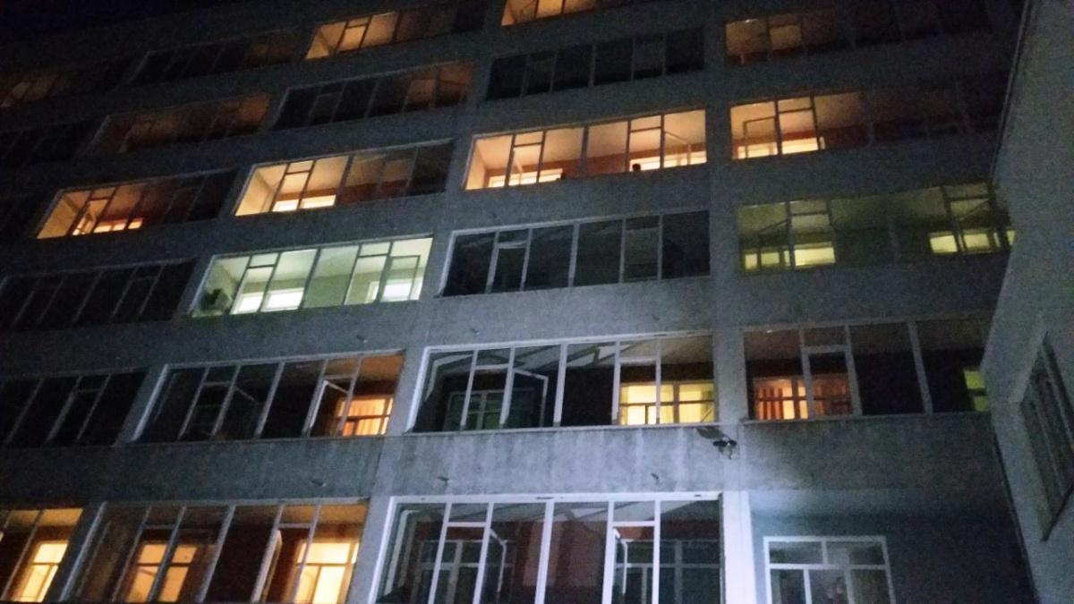 Происшествие в санатории «Урал» случилось ночью во вторник