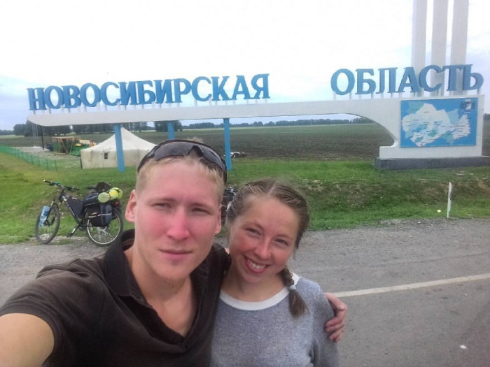 Никита Васильев забрал сибирячку Анастасию Сафонову к себе домой в Чебоксары