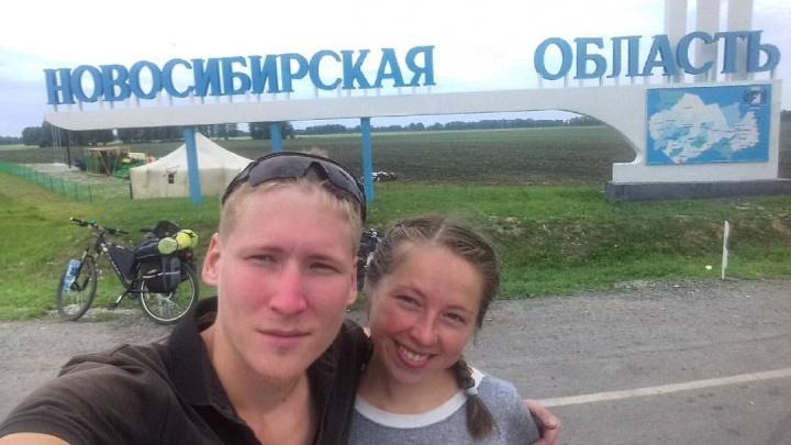 «Куда он, туда и я»: история сибирячки, которая влюбилась и уехала с известным путешественником