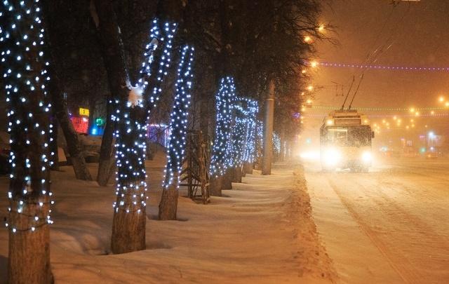 В Башкирии вновь объявлено штормовое предупреждение