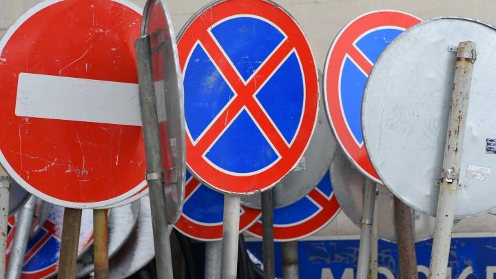 Хватит тесниться: большегрузам запретят парковаться на Полушкиной Роще