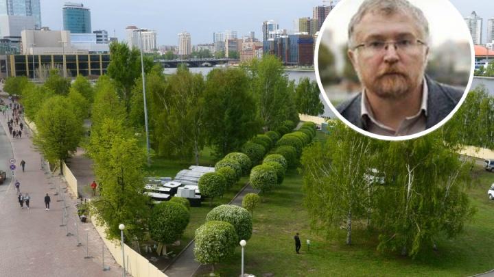 «Все против всех»: депутат гордумы — об отказе Высокинского вычеркнуть сквер из списка голосования
