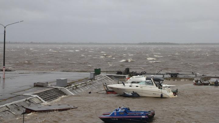 Архангельск готовит временные пункты пребывания для тех, кто может не уехать на островные территории