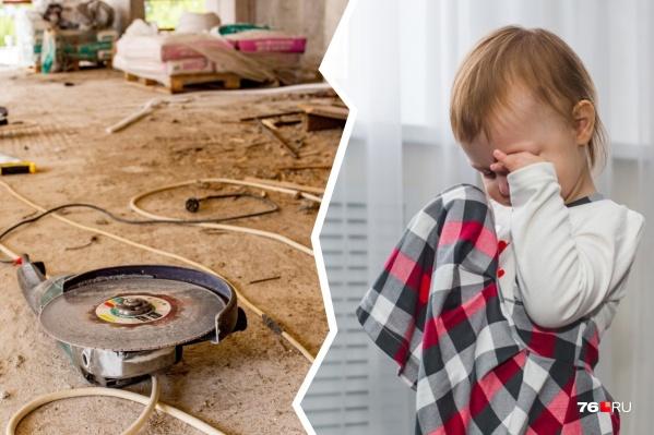 Шуметь в жилых помещениях в Ярославской области теперь запрещено с 13 до 15 часов