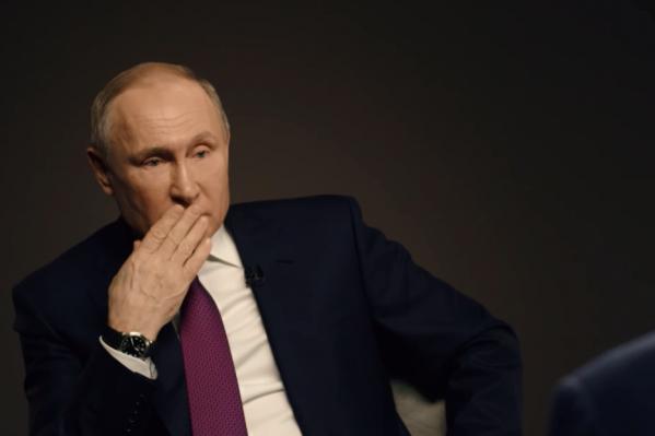 Когда он принял решение о смене правительства, Путин так и не сказал
