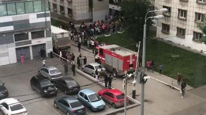 В центре Перми эвакуировали общежитие медакадемии