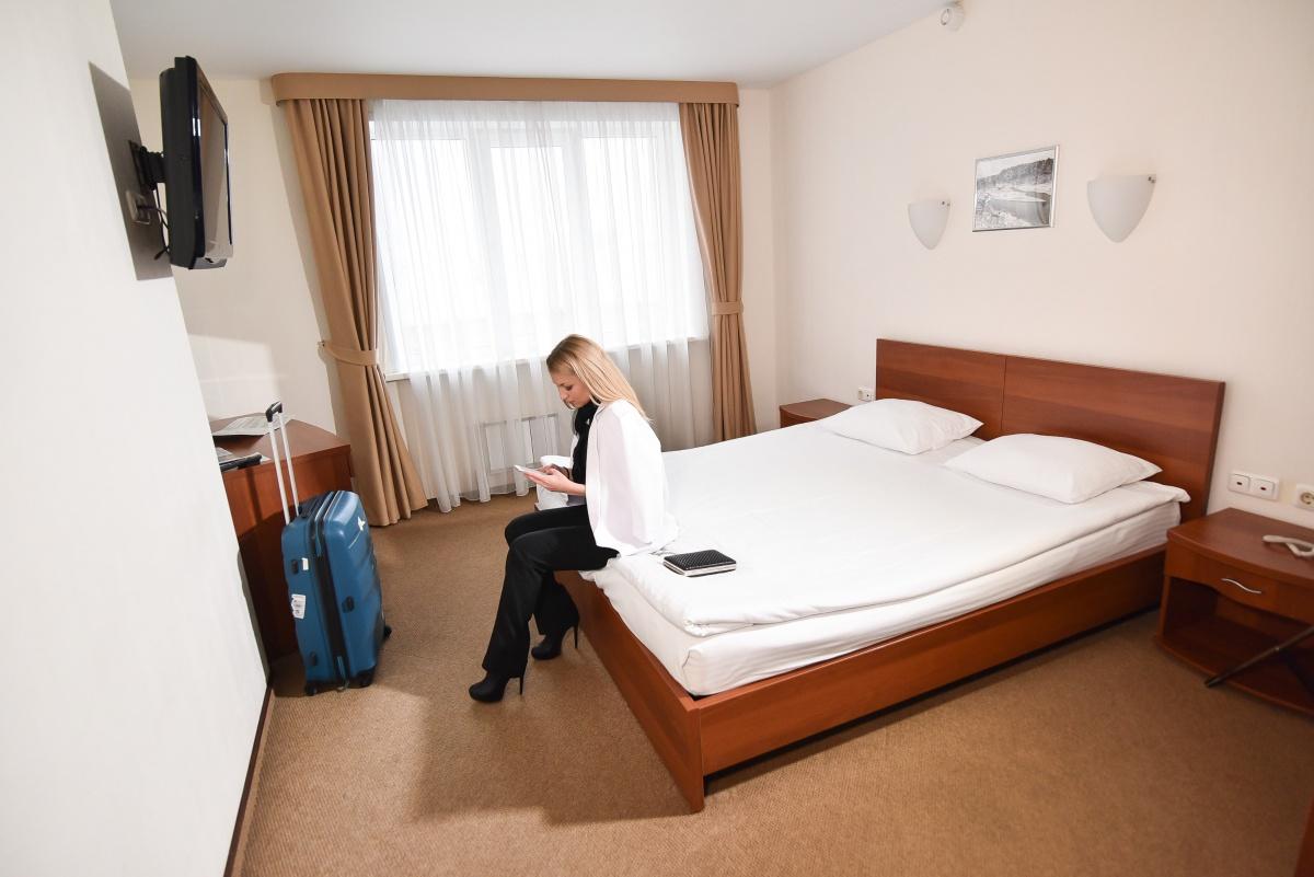 «Все, что было заявлено на сайте отеля, соответствовало действительности», — гости Екатеринбурга высоко оценивают сервис в «Эмеральде»
